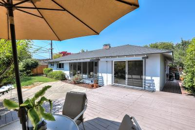 Los Altos, Los Altos Hills, Mountain View, Sunnyvale Single Family Home For Sale: 994 Ticonderoga Dr