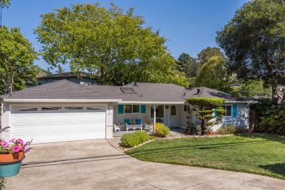 BELMONT Single Family Home For Sale: 517 Alameda De Las Pulgas