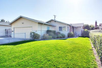 MILPITAS Single Family Home For Sale: 1572 Carl Ave