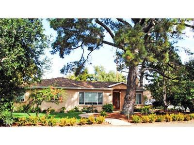 Los Altos, Los Altos Hills, Mountain View, Sunnyvale Single Family Home For Sale: 169 E Portola Ave