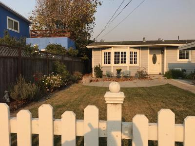 Half Moon Bay Single Family Home For Sale: 1013 Dwight Ave