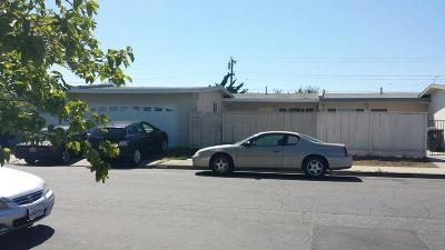 SALINAS Single Family Home For Sale: 1449 Parsons Ave