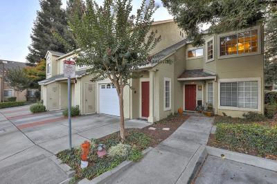 Hayward Townhouse For Sale: 45 Crystal Gate Ct