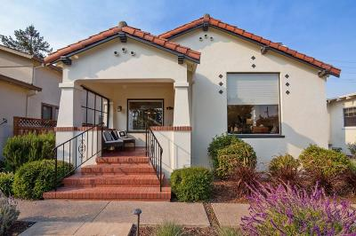 SAN MATEO Single Family Home For Sale: 151 15th Ave