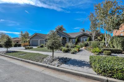 SAN JOSE Single Family Home For Sale: 3514 Meadowlands Ln