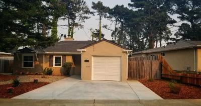 Daly City Single Family Home For Sale: 624 Larchmont Dr