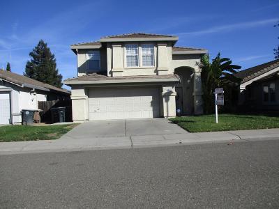 Elk Grove Single Family Home For Sale: 8421 Patmon Dr