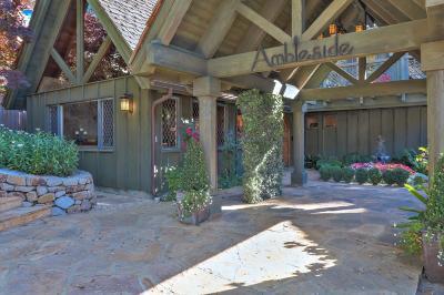 Carmel Single Family Home For Sale: 0 Santa Fe 4 SE & 3rd St