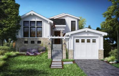 CARMEL Single Family Home For Sale: 0 Casanova 3 SE Of 10th Ave