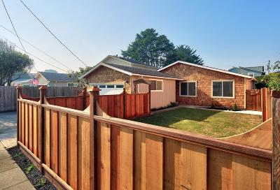 Moss Beach Single Family Home For Sale: 461 Lancaster Blvd