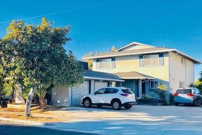 Cupertino Multi Family Home For Sale: 21175 Gardena Dr