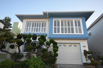 Daly City Single Family Home For Sale: 129 Glenwood Ave