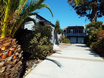Burlingame Single Family Home For Sale: 1116 Chula Vista Ave
