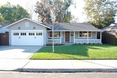 SANTA CLARA Single Family Home For Sale: 2275 Talia Ave