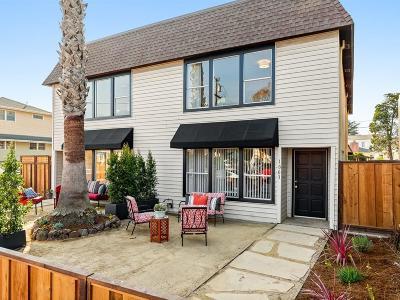 SANTA CRUZ Multi Family Home For Sale: 1001 Columbia St