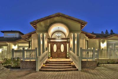 Fremont Single Family Home For Sale: 1290 Curtner Rd