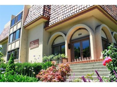 Burlingame Condo For Sale: 1500 Howard Ave 204