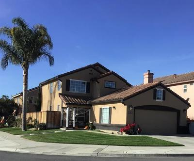 SALINAS Single Family Home For Sale: 992 Crestview St