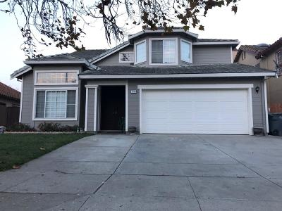 SALINAS Single Family Home For Sale: 1109 Elmsford Way