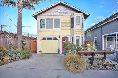Single Family Home For Sale: 308 Cypress Ave