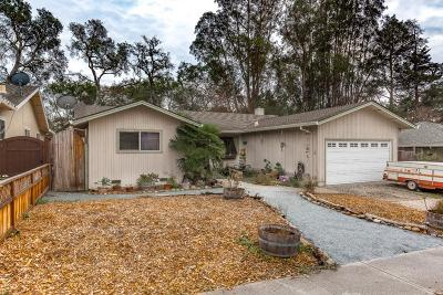 Soquel Single Family Home For Sale: 3140 Mulberry Dr