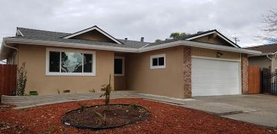 SAN JOSE Single Family Home For Sale: 1691 Nickel Ave