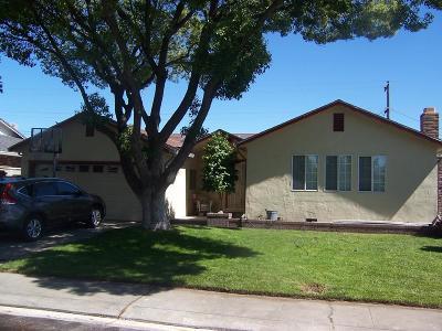 Manteca Single Family Home For Sale: 1109 E Alameda St