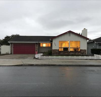 SALINAS Single Family Home For Sale: 192 Gardenia Dr
