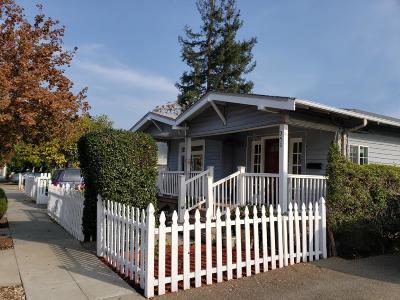 SAN JOSE Single Family Home For Sale: 350 Raymond Ave