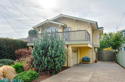 CAPITOLA Single Family Home For Sale: 111 Saxon Ave