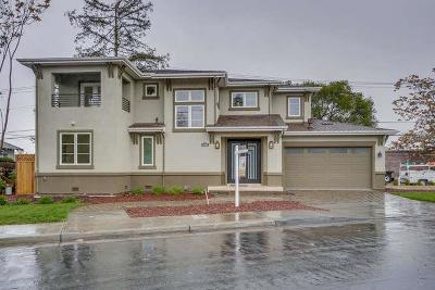 Cupertino Single Family Home For Sale: 10088 Empire Ave