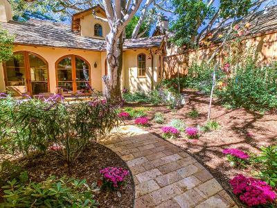CARMEL Single Family Home For Sale: San Carlos 6nw Santa Lucia St