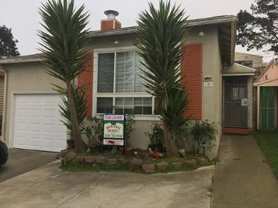 DALY CITY CA Rental For Rent: $4,300
