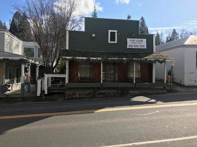Commercial Lease For Lease: 18717 Highway 120