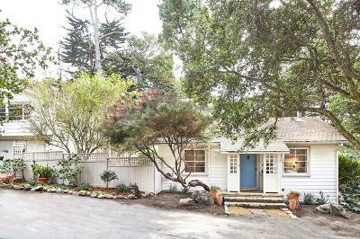 CARMEL Single Family Home For Sale: 0 SE Corner Of Santa Fe & 1st St