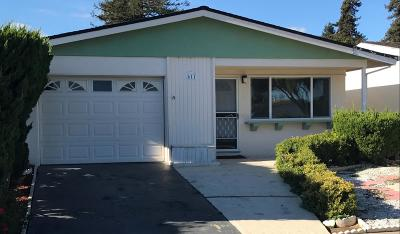 Santa Cruz County Single Family Home For Sale: 611 Bridge St