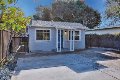 East Palo Alto Single Family Home For Sale: 2324 Palo Verde Ave