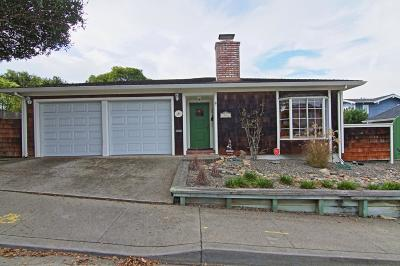 PACIFIC GROVE Single Family Home For Sale: 316 10th St