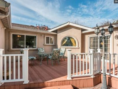SUNNYVALE Single Family Home For Sale: 322 Jackson St