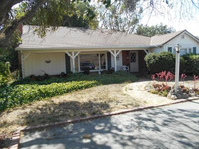 HOLLISTER Multi Family Home Contingent: 2951 Buena Vista Rd