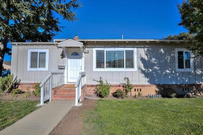 SAN MATEO Single Family Home For Sale: 3801 Pacific Blvd
