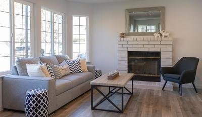 Single Family Home For Sale: 1584 Myrick Ct