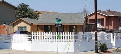 SALINAS Single Family Home For Sale: 847 Garner Ave