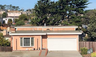 SOUTH SAN FRANCISCO Single Family Home For Sale: 325 Alpine Ct