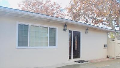 SANTA CLARA Single Family Home For Sale: 301 Woodhams Rd