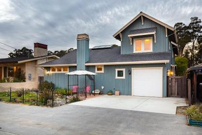 Santa Cruz Single Family Home For Sale: 301 Anchorage Ave