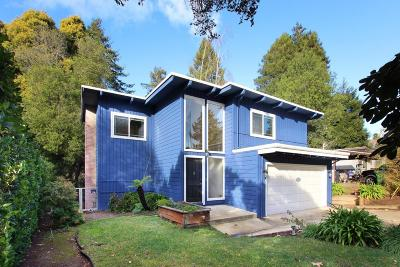 Aptos Single Family Home For Sale: 418 Semple Ave