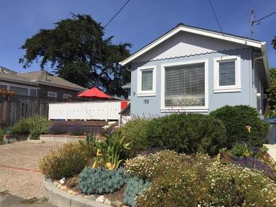 Santa Cruz Single Family Home Contingent: 155 13th Ave