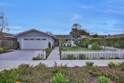 SANTA CRUZ Single Family Home For Sale: 307 Gharkey St