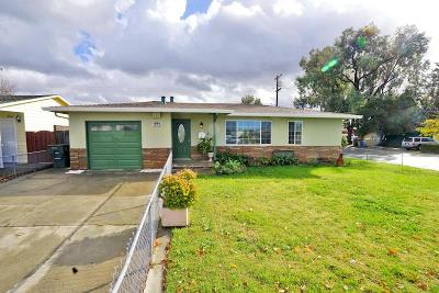 SAN JOSE Single Family Home For Sale: 14154 Lucian Ave